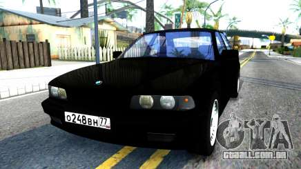 "BMW 750i E38 From ""Bumer"" para GTA San Andreas"