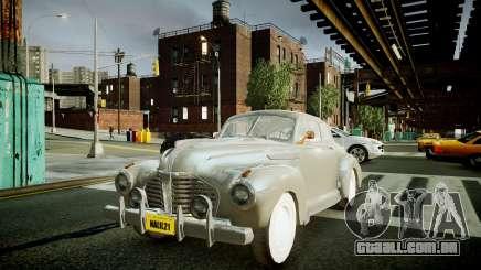 Buick Coupe 1941 para GTA 4