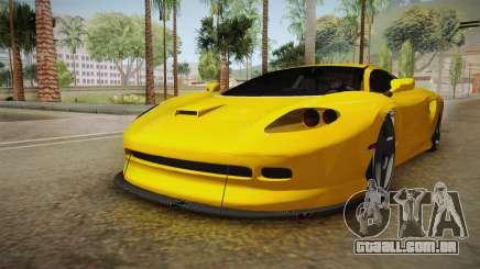 GTA 5 Ocelot Penetrator para GTA San Andreas