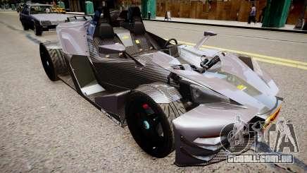 KTM X-Bow (GRID 2) para GTA 4