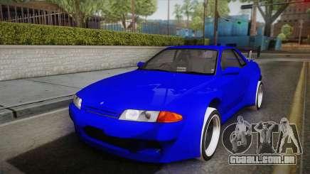 Nissan Skyline GTR32 Rocket Bunny para GTA San Andreas