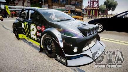 Ford Fiesta OMSE Hillclimb Special para GTA 4
