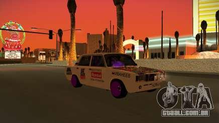 2107 - Proteína [v1.0] para GTA San Andreas