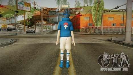 NUNS4 - Sasuke Genin Sharingan para GTA San Andreas