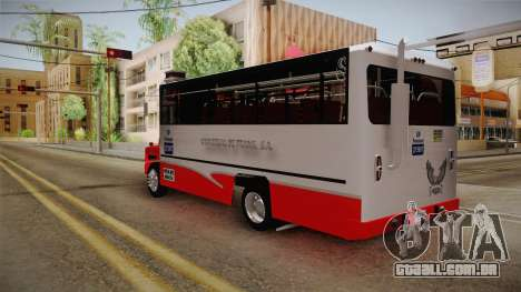 Chevrolet Kodiak B70 Colombia para GTA San Andreas
