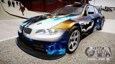 BMW M3 GT2 Ultimate Drift para GTA 4