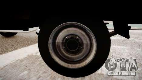 Suzuki Samurai v1.0 para GTA 4 vista de volta