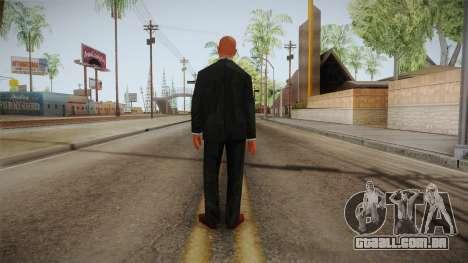 PES2016 - NPC Coach v3 para GTA San Andreas