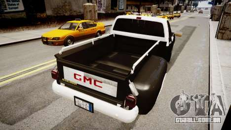 GMC 454 Pick-Up para GTA 4