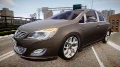 Opel Astra Senner