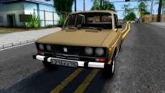 VAZ 2106 Oliva para GTA San Andreas