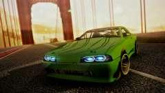 Elegy Hellcat 2.0 para GTA San Andreas