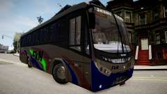 Marcopolo Ideal 770 олива para GTA 4
