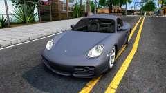 Porsche Cayman S 2005