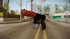 Orange Weapon 3