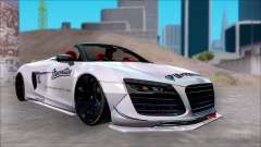 Audi R8 Spyder 5.2 V10 Plus LB Walk DiCe