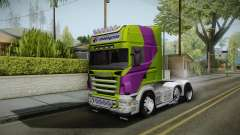 Scania R620 Malaysia Airlines