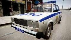 VAZ 2105 Polícia