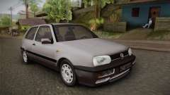 Volkswagen Golf Mk3 Stock para GTA San Andreas