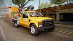 Ford F-350 2008 Cherry Picker