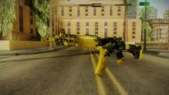 Vindi Halloween Weapon 1 para GTA San Andreas