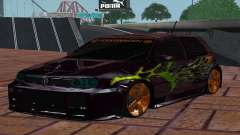 VOLKSWAGEN GOLF GTI LIGHT TUNING para GTA San Andreas