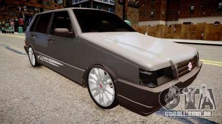 Fiat Uno Way 17 Fixa para GTA 4