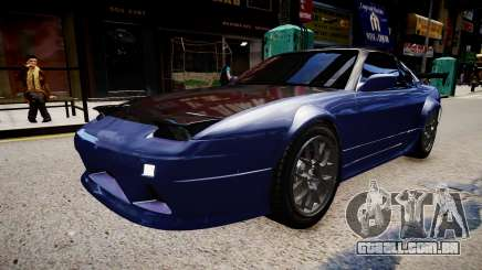 Nissan 240SX Light Tuning para GTA 4