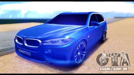 BMW X5M para GTA San Andreas