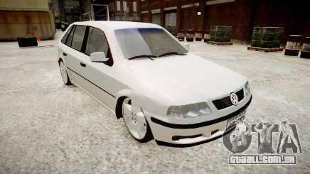 Volkswagen Golf G3 1.6 2000 para GTA 4