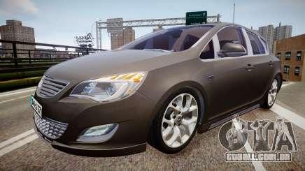 Opel Astra Senner para GTA 4