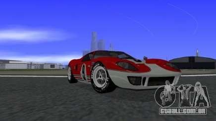 Ford GT40 para GTA San Andreas