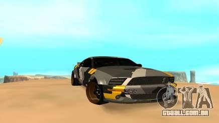 Ford Mustang Evil Empire 2016 para GTA San Andreas