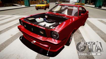 FORD Mustang King Cobra 1978 para GTA 4