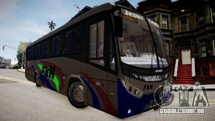 Marcopolo Ideal 770 олива para GTA 4