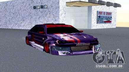 ВАЗ 2114 GTR DESPORTIVO SLS para GTA San Andreas