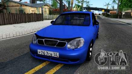 Daewoo Lanos V3 para GTA San Andreas