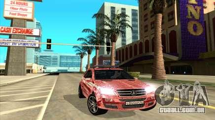 Mercedes-AMG para GTA San Andreas