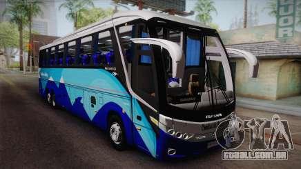 Volvo Omnibus de Mexico para GTA San Andreas