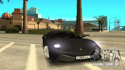 Ferrari F430 para GTA San Andreas