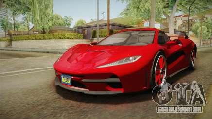 GTA 5 Progen Anubis para GTA San Andreas