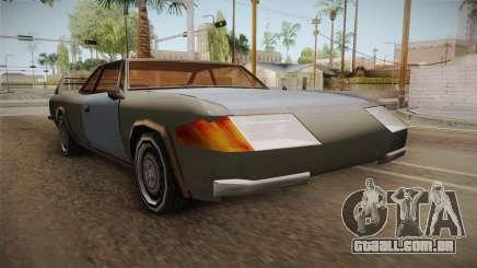 Declasse Shark para GTA San Andreas