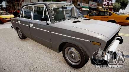 VAZ 2106 Estoque para GTA 4