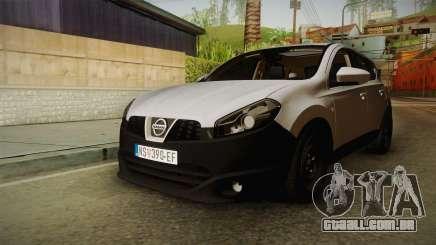 Nissan Qashqai para GTA San Andreas