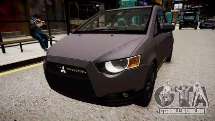 Mitsubishi Colt Ralliart v2.0 para GTA 4