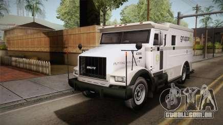 GTA 5 Brute Stockade IVF para GTA San Andreas