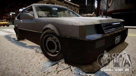 Blista Compact Classic para GTA 4