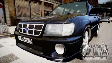 Subaru Forester 1997 v1.0 para GTA 4