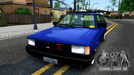 Volkswagen Gol GTI Troll Face para GTA San Andreas