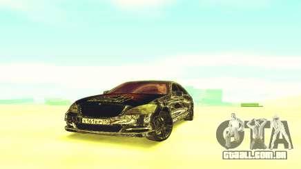 Mercedes-Benz S-class W221 para GTA San Andreas